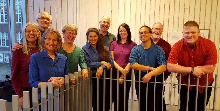 photo of Northfield chorus members